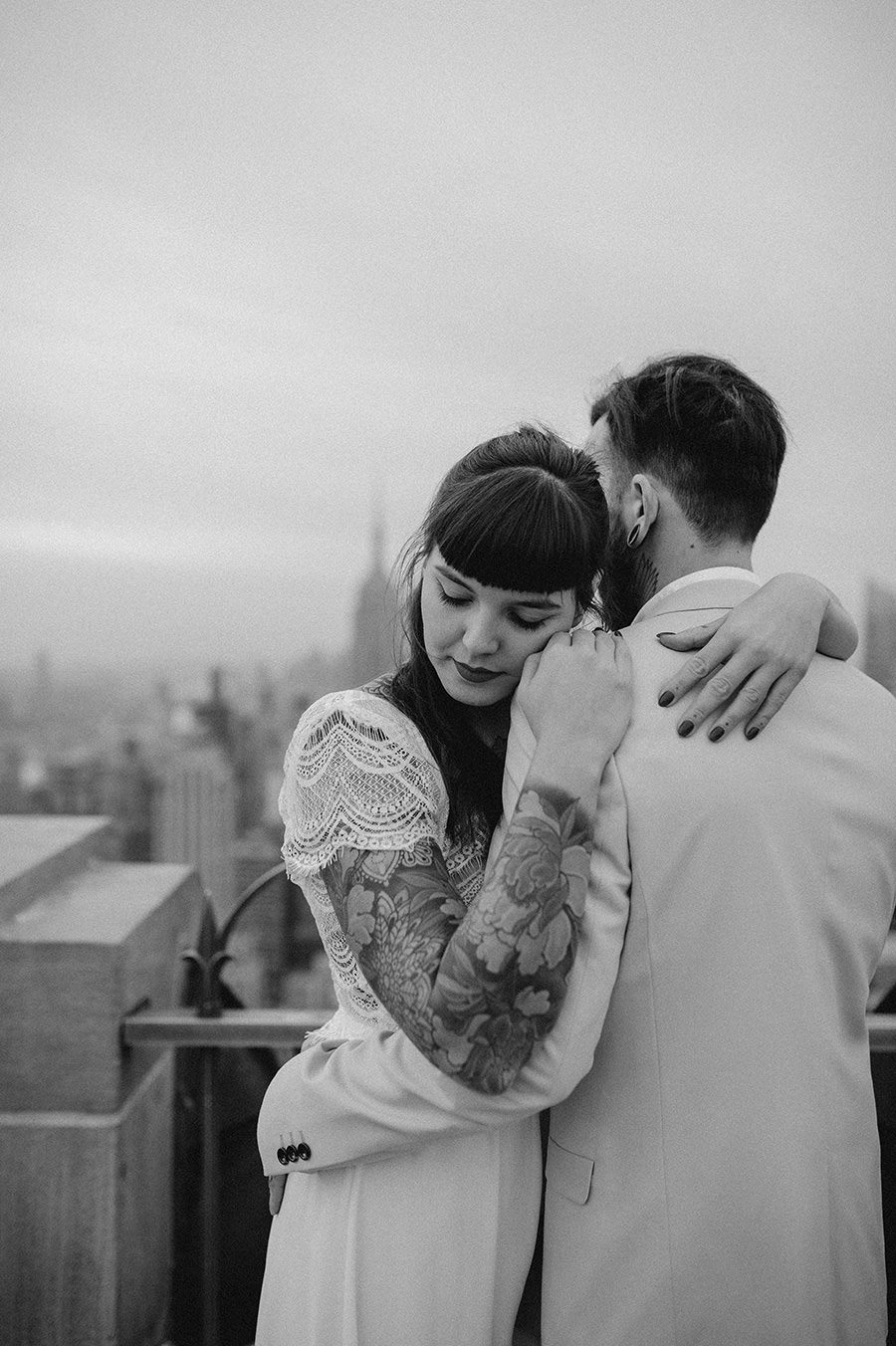 New_York_Wedding_Photographer_Elopement_Hochzeitsfotograf_New_York_City_Top_of_the_Rock_Brooklyn_Bridge_Weddingphoto