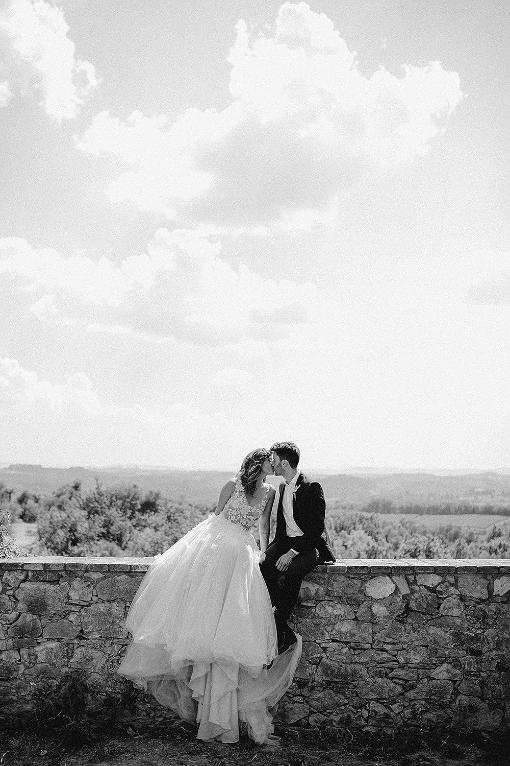 Villa Catignano Wedding
