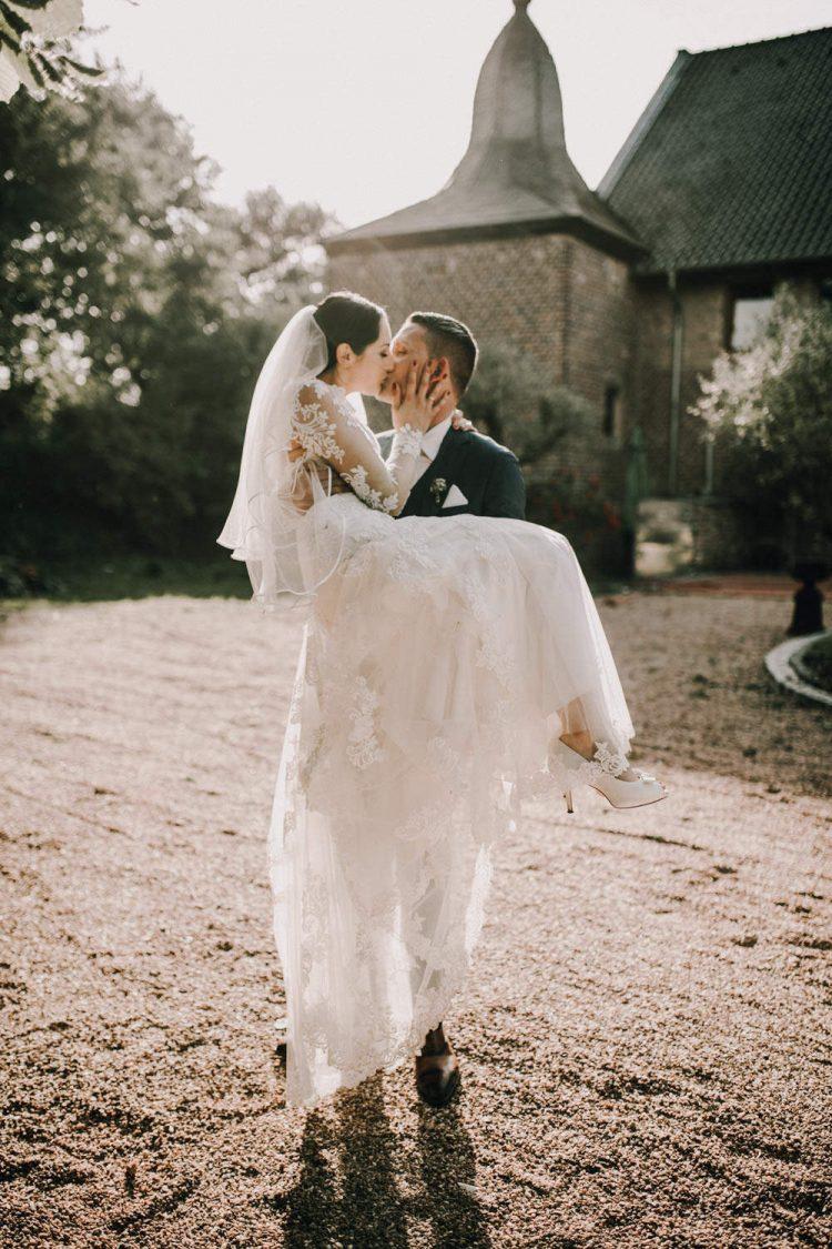 Hochzeitsfotografie Kommandeursburg