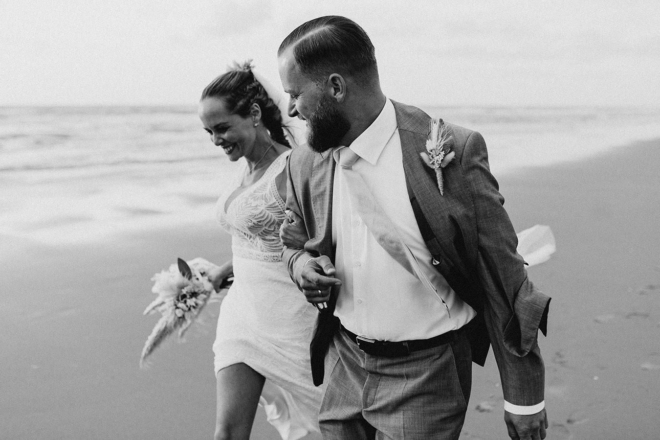 Hochzeit in Noordwijk